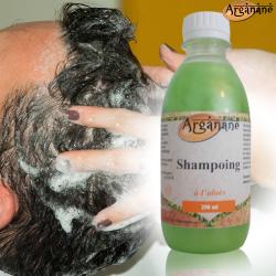 Shampoing à l'aloès - ARGANANE