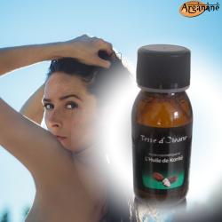 Huile cosmétique à l'huile de Karité 60 ml - Terre d'oleane