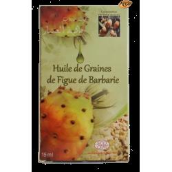Huile de graines de figue de barbarie 15 ml